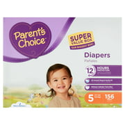 supercenter e courtland st morton il  parent s choice diapers size 5 choose diaper count