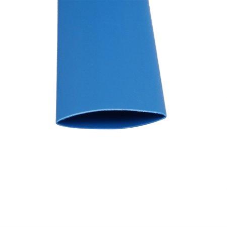 16.4ft Long 12mm ID Tube thermorétr isolé Polyoléfine Envelop. Blue - image 1 de 2