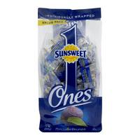 Sunsweet, Ones, Amazin Prunes