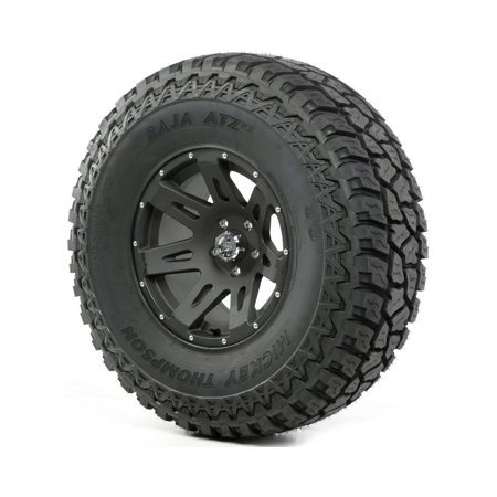 Rugged Ridge 15391.42 Wheel and Tire Package For Jeep Wrangler (JK),