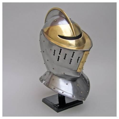 European Kinight Armor Helmet