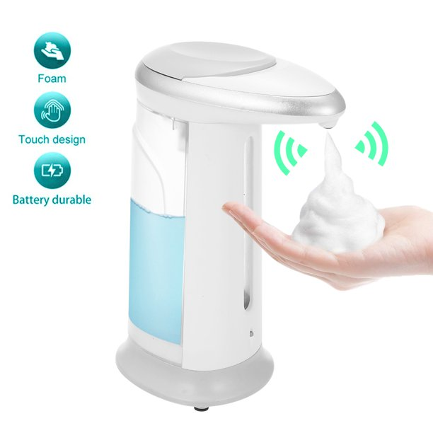 Automatic Soap Dispenser Alcohol Hand Washer Gel Bottle With Intelligent Infrared Sensor Touchless Soap Dispensers Suitable For Hospital Bathroom Ktv School Walmart Com Walmart Com