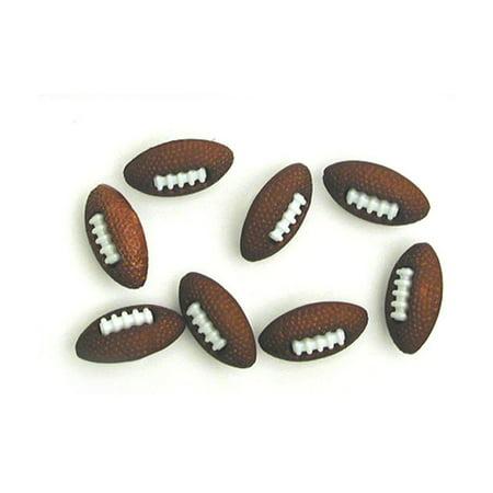 Jesse James Button Fun Footballs](Football Buttons)
