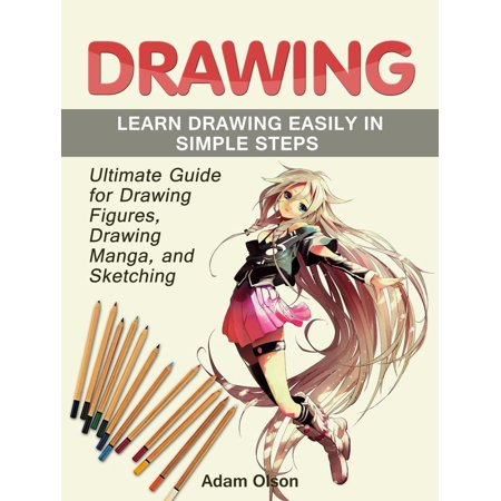 Drawing: Ultimate Guide for Drawing Figures, Drawing Manga, and Sketching. Learn Drawing Easily in Simple Steps - - Simple Halloween Sketches