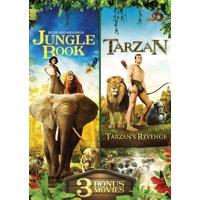 Jungle Book / Tarzan (DVD)