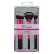 Real Techniques Collector's Edition Sculpting Set Makeup Brushes, 3 pc