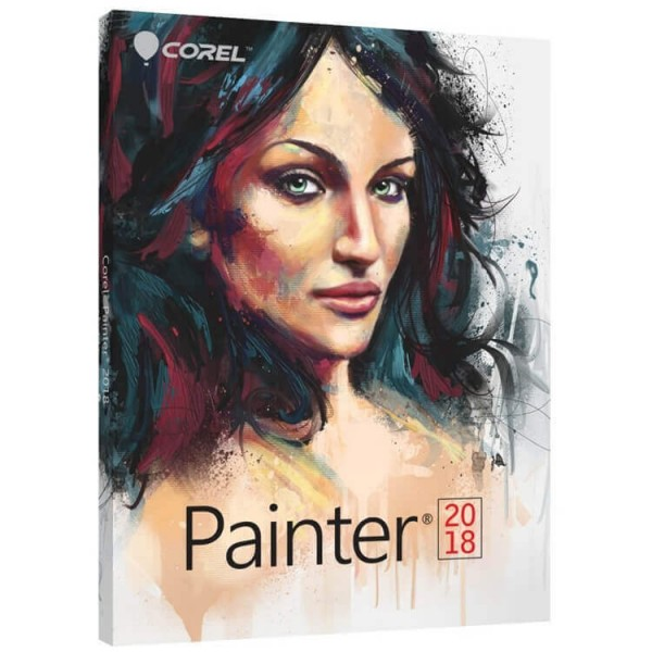 Corel Painter 2018 Academic Digital Illustration Software