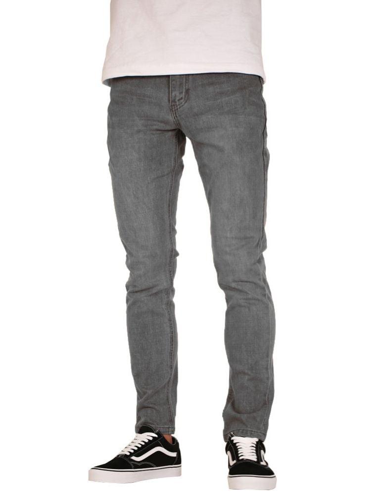 SLM Mens Skinny Fit Jeans G-Style  Color Skinny Jeans