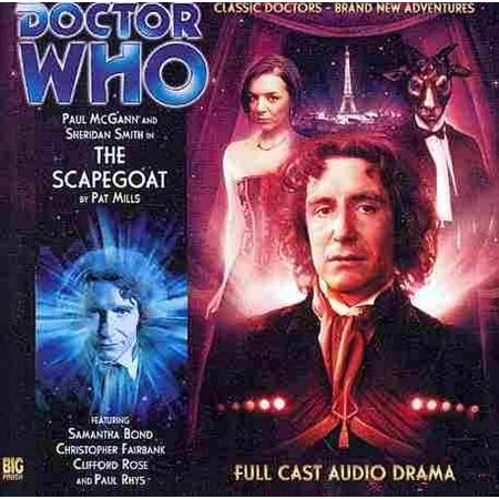 The Scapegoat (Doctor Who: The New Eighth Doctor Adventures) (Doctor Who: The Eighth Doctor Adventures) (Audio CD) ()