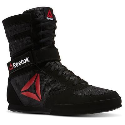 Reebok RENEGADE PRO BOXING BOOTS Black 11.5