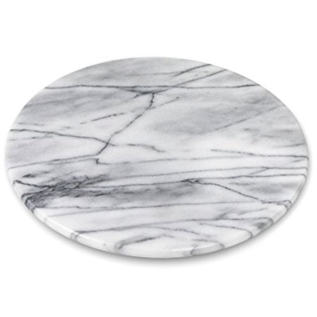 Greenco Marble Lazy Susan, 12