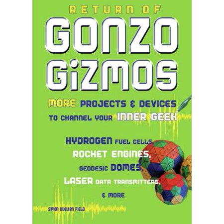 Return of Gonzo Gizmos - eBook