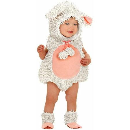 Toddler Snow White Halloween Costume (Little Lamb Girls' Toddler Halloween)