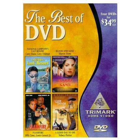 Best Of Dvd  4 Pack    Movies