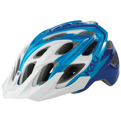 Kali Protectives Chakra Plus Helmet Sonic/Blue, Xs/S