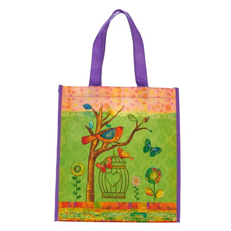 2.99: Tote Birds May Your Day Be Ble -