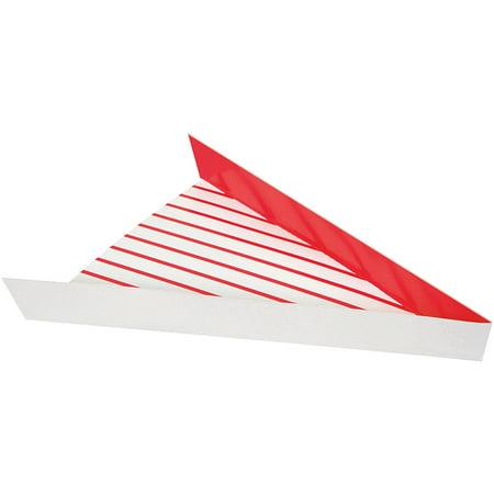Unique Industries Paper Pizza Trays, 8Ct ()