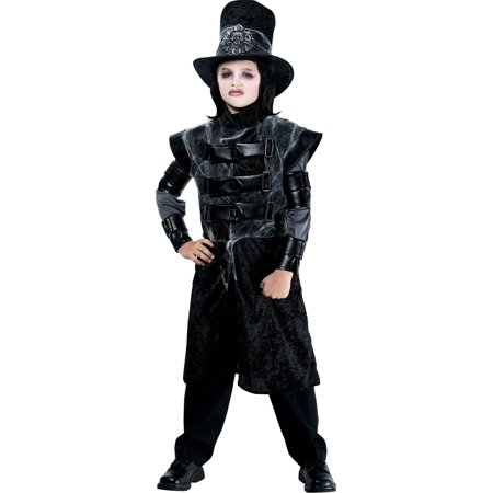 Undead Stalker Boys Child Halloween Costume, One Size, M (7-8)](Night Stalker Costume)