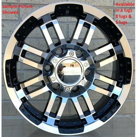 4 Wheels Rims 18