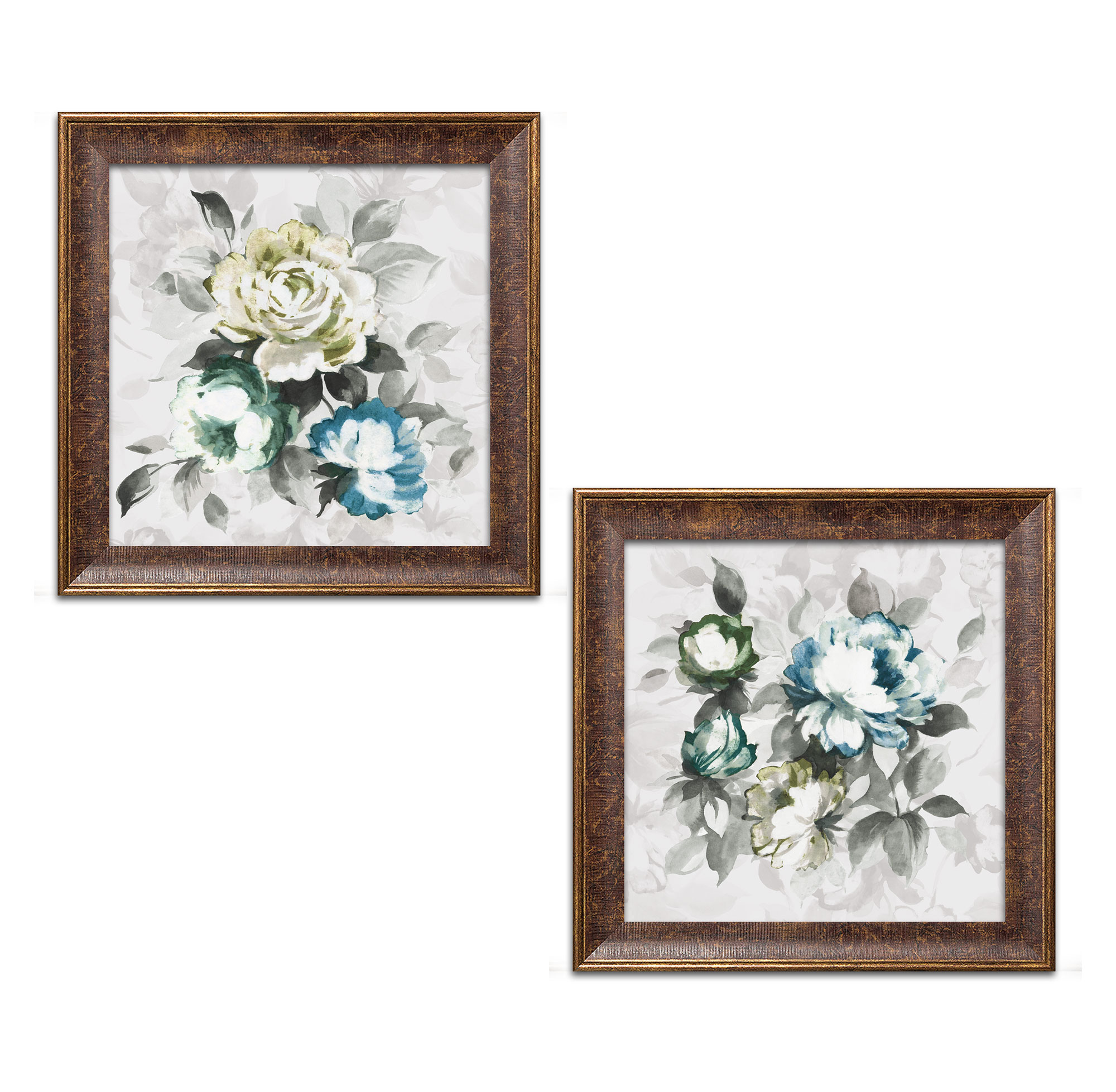 12 Home Decor Gift Ideas From Walmart: Gango Home Decor Contemporary Bloom Where You Are Planted