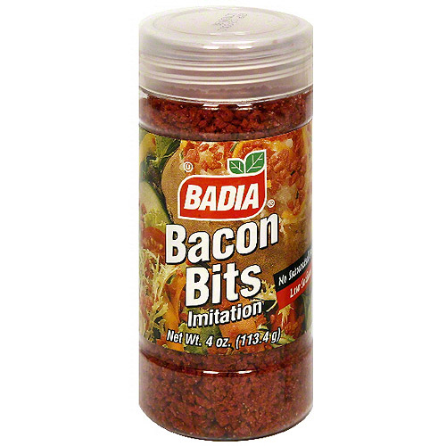 Badia Bacon Bits, 4 oz (Pack of 6)