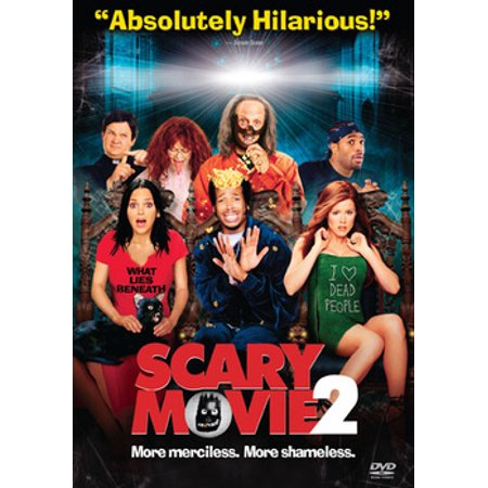 Scary Movie 2 (DVD) - Not Too Scary Halloween Movies