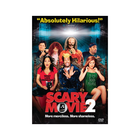 Scary Movie 2 (DVD) - Good Not Too Scary Halloween Movies