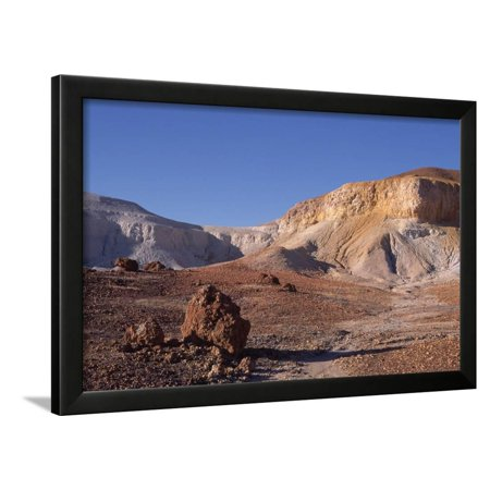 Australian Outback Desert Framed Print Wall Art By Paul Souders