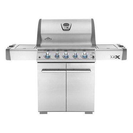 Napoleon Lex485rsibnss Natural Gas Grill
