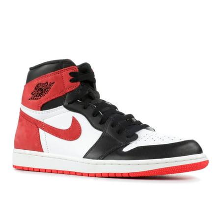 Air Jordan - Men - Air Jordan 1 Retro High Og 'Track Red' - 555088-112 - Size 9.5 - image 1 de 2