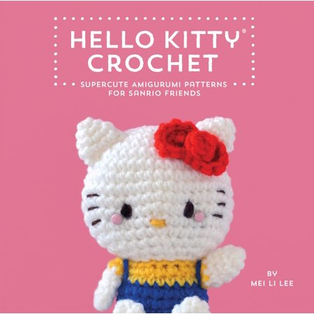 Hello Kitty Halloween Coloring Pages To Print (Hello Kitty Crochet : Supercute Amigurumi Patterns for Sanrio)
