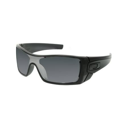 174.90 (walmart). Oakley Men s Polarized Batwolf OO9101-35 Black Wrap  Sunglasses 36dcbaa784b6
