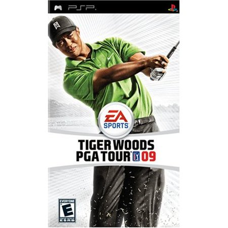 Refurbished Tiger Woods PGA Tour 09 Sony UMD Golf Sports For PSP