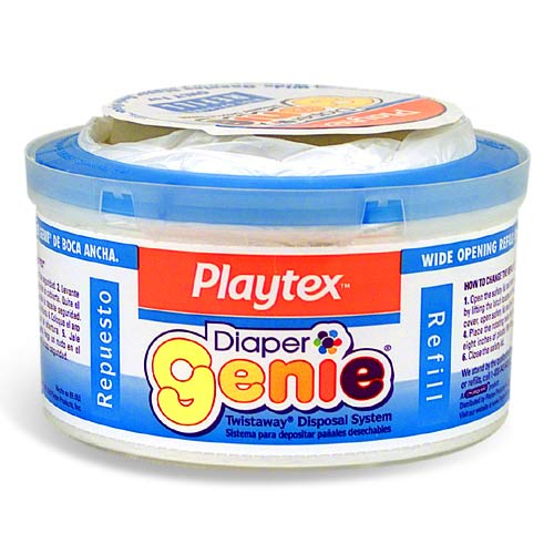 Playtex Diaper Genie Stage 1 Refill