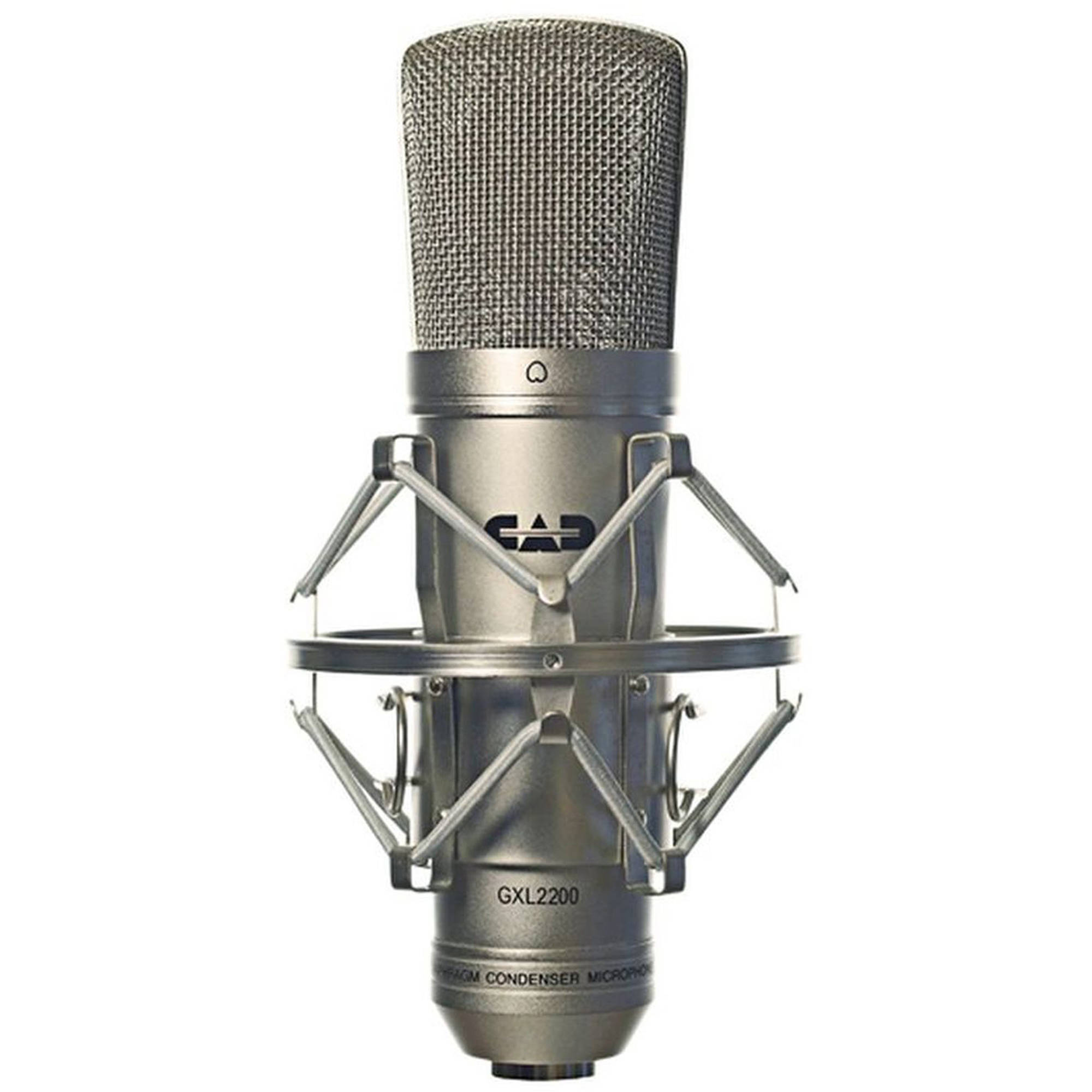 Large Diaphragm Cardioid Condenser Mic by CAD Audio