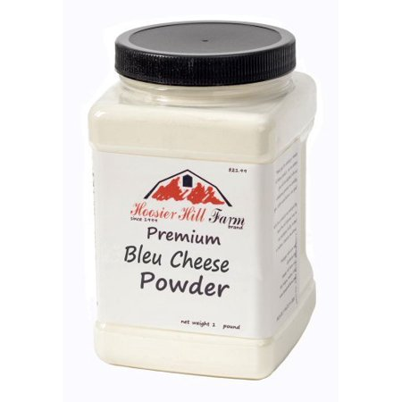 Hoosier Hill Farm Blue Cheese Powder, 1lb plastic (Belle Farms)