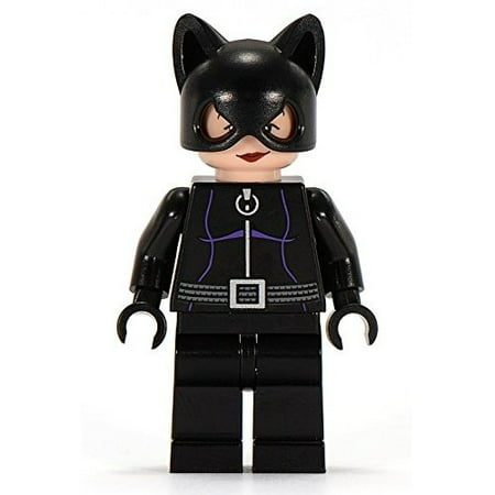 Catwoman - LEGO Batman Figure- MAGNET (Lego Old Catwoman)