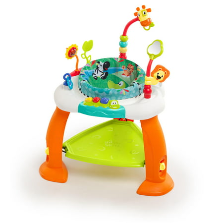 Bright Starts Bounce Bounce Baby Activity Center (Bright Starts Bounce Bounce Baby Activity Station)