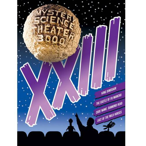 Mystery Science Theater 3000: XXIII (Full Frame)