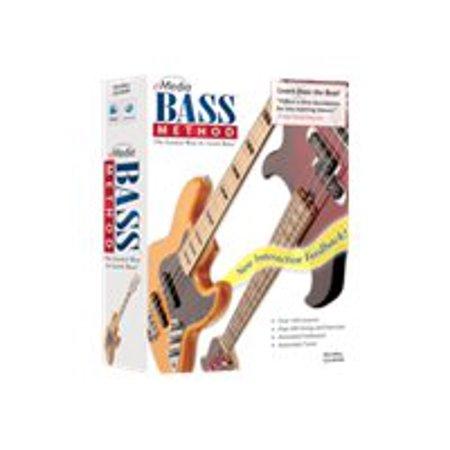 Bass Method - (v. 2) - box pack - 1 user - CD - Win,