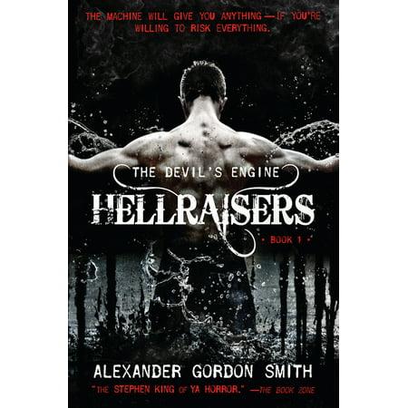 Hellraiser Makeup (The Devil's Engine: Hellraisers : (Book)