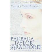 Where You Belong : A Novel
