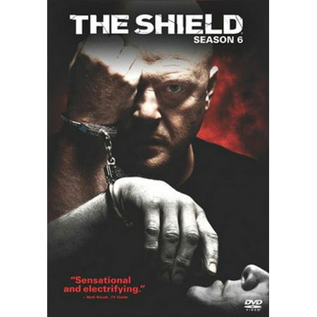 The Shield: Season 6 (DVD)