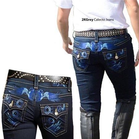 - 2kGrey 4246027 Ladies Calecto V Knee Patch Breech, Indigo Blue - 25