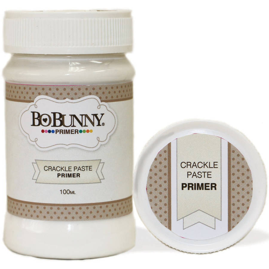 BoBunny Paste Primer, Crackle