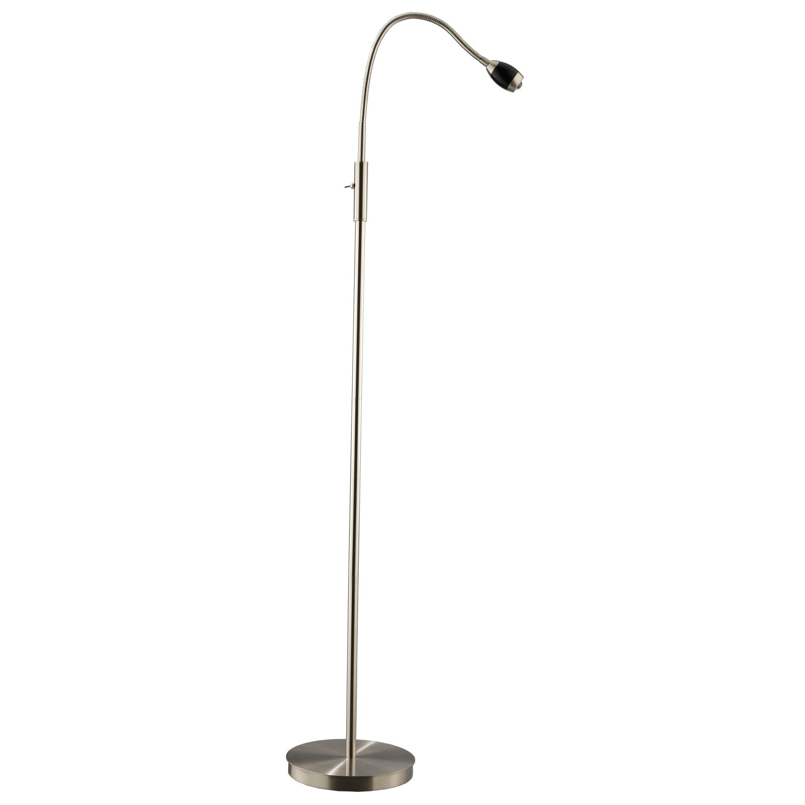 Daylight 24 High Output LED Adjustable Beam Floor Task Lamp by LIVEDITOR LIGHTING