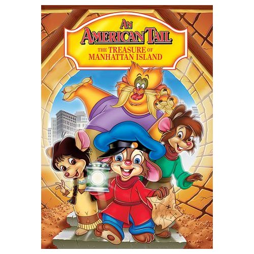 An American Tail: Treasure of Manhattan (2000)