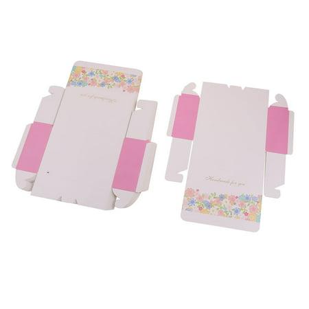 Wedding Baking (Wedding Party Paper Flower Pattern Cake Baking Muffin Box Cupcake 20)