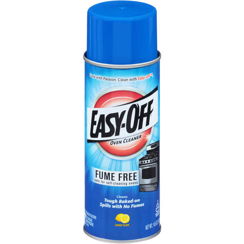 Easy-Off® Fume Free Lemon Scent Oven Cleaner Spray 14.5 oz. Aerosol Can