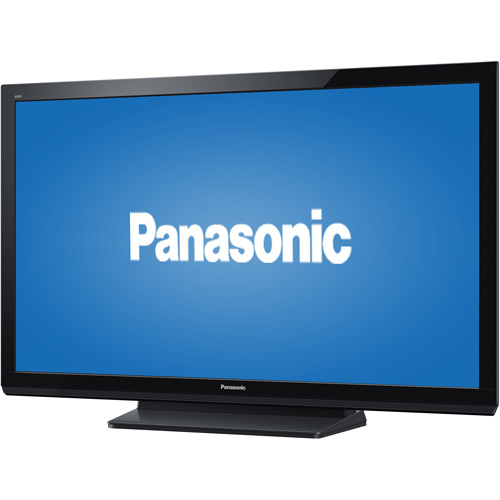 "Panasonic 42"" Class Plasma 720p 600Hz HDTV, TC- P42X5"
